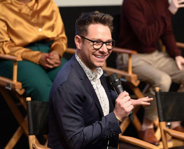 PHOTO: Executive producer Tim Federle for 'High School Musical: The Musical: The Series,' on Nov. 19 at The London West Hollywood. (Image Group La/Disney Channel)