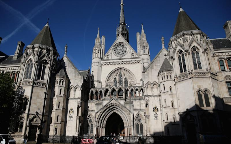high court - Credit: Getty