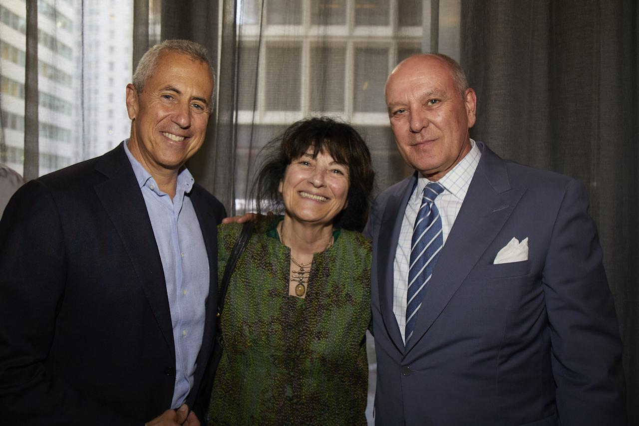 <p>Something was cooking at the Four Seasons Restaurant in Manhattan on May 21, and it wasn't just in the kitchen. That evening, <em>Town & Country</em> editor in chief Stellene Volandes hosted a party in honor of <em>T&C</em> contributing editor Ruth Reichl and her latest book, <em>Save Me the Plums</em>. Guests including Danny Meyer, Daniel Boulud, Susur Lee, James Truman, the Four Seasons' Alex von Bidder, and Alessia Antinori flocked to the Treehouse, the restaurant's second-floor cocktail lounge, to raise a glass-and, of course, have a bite to eat. And while it's unlikely anyone left hungry-especially after a tray of Reichl's favorite sweet, the English toffee from L.A.-based Littlejohn's candies made its way around the room-it's important to note that that the evening proved a point that's made beautifully in the book being celebrated: good food is fantastic, but good company might be the most nourishing thing of all.</p>