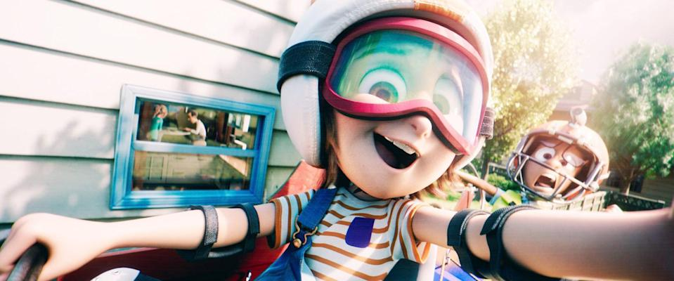 """<p><strong>Hulu's Description:</strong> """"<strong>Wonder Park</strong> tells the story of a magnificent amusement park where the imagination of a wildly creative girl named June comes alive.""""</p> <p><span>Stream <strong>Wonder Park</strong> on Hulu!</span></p>"""