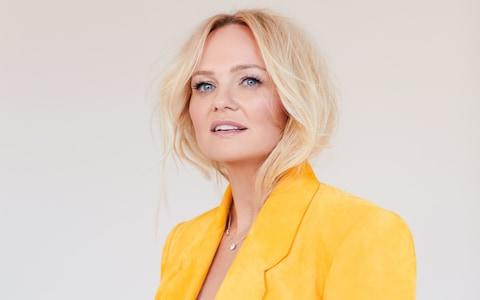 Emma Bunton photographed for Stella magazine - Credit: CHRISTINE KREISELMAIER
