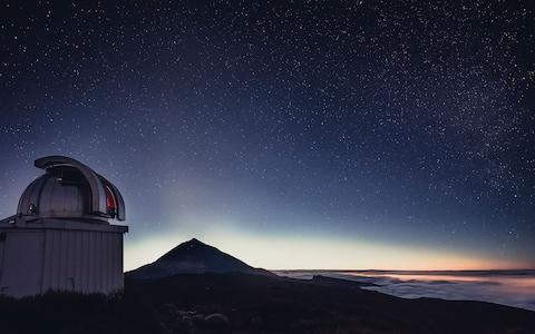 Teide Observatory - Credit: Getty