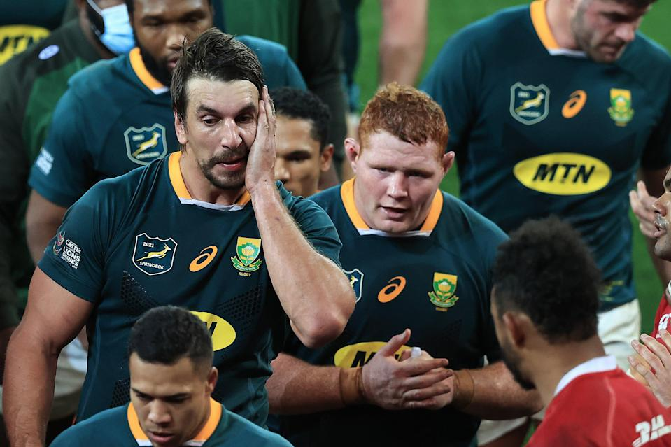 South Africa will be desperate to avenge their First Test defeat by the Lions in Cape Town (Getty Images)