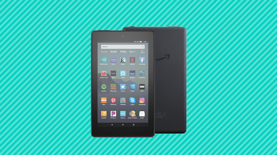Just starting out in the tablet world? This one's for you. (Photo: Amazon)
