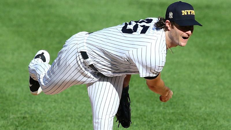 Yankees, Mets finally get to mark 9/11 anniversary with commemorative caps in-game