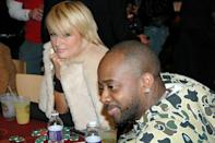 <p>Paris Hilton and Jermaine Dupri at The Palms Hotel and Casino in Las Vegas, Nevada.</p><p>Other celebrity visitors this year: Kelly Rowland, Ashlee Simpson, Gwen Stefani, Kanye West, Pharell.</p>