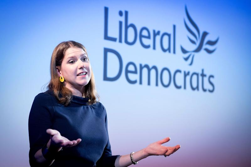 <strong>Jo Swinson</strong> (Photo: PA Wire/PA Images)