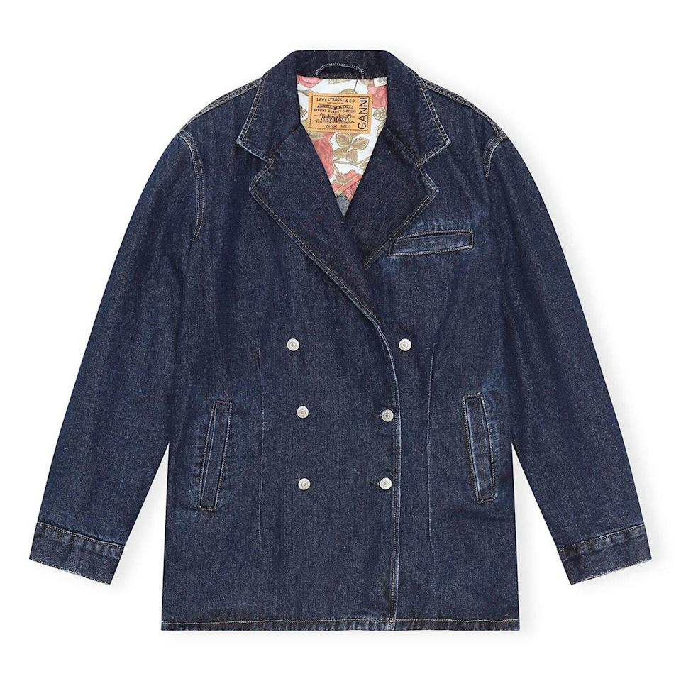 GANNI x Levi's collection in Nordstrom
