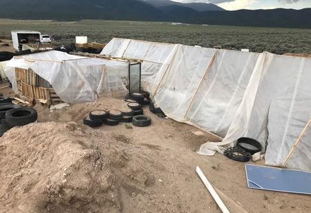 Boy found at New Mexico compound died in religious ritual, officials say