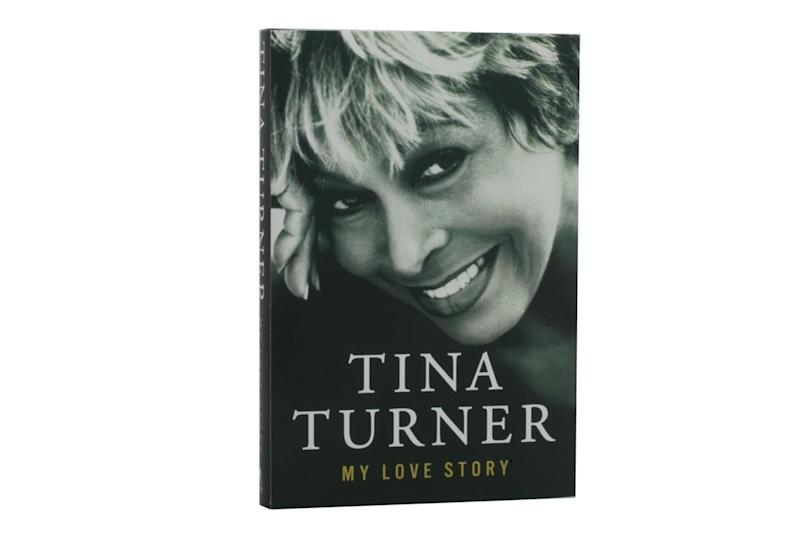 Tina Turner's upcoming memoir.