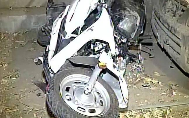 Delhi: Mercedes mows down 17-year-old boy near Paschim Vihar