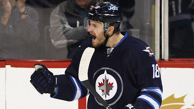 Bryan Little had one of his most productive NHL seasons a year ago, and now has a new six-year extension from the Winnipeg Jets.