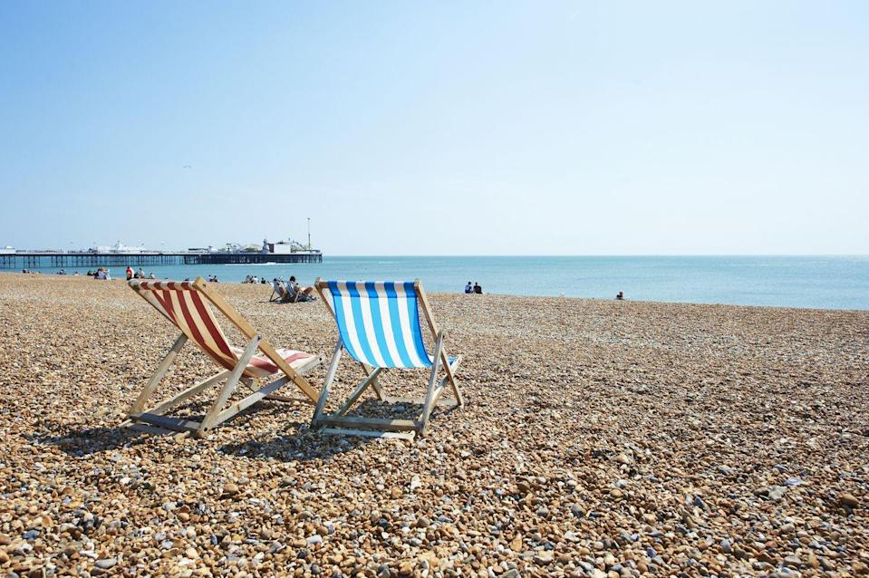 <p>Sometimes the simplest pleasures in life are the best, and no trip to Brighton would be complete without some time stretched out on that fabulous pebble beach.</p><p>Bring a good book, a comfy towel and your most stylish pair of sunnies, then settle in for a day of total relaxation, while you watch the world go by and work on that tan. Stay until evening for mesmerising sunsets!</p>