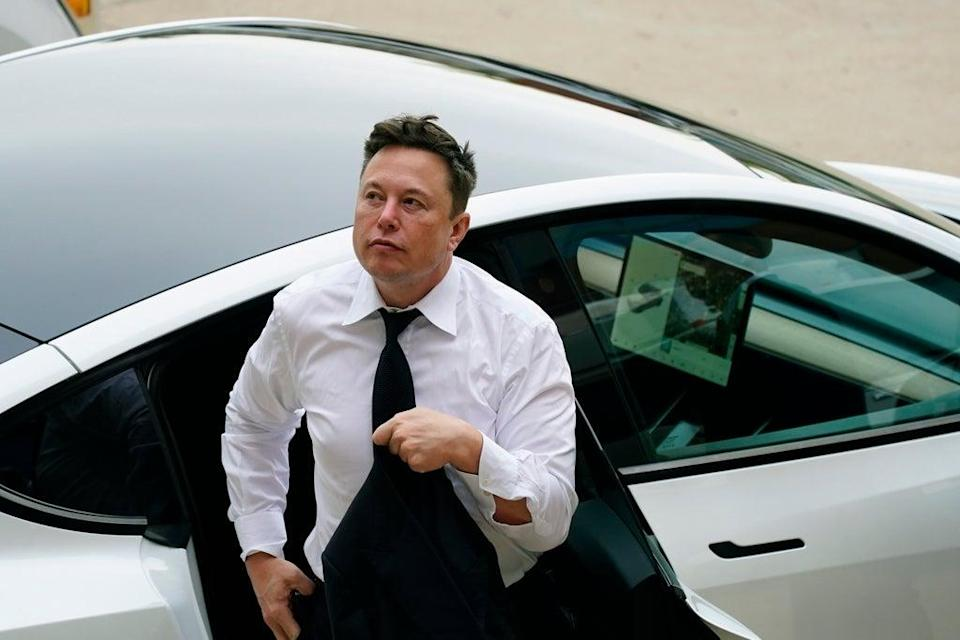 Musk has 'star power' concedes Carson Block  (Copyright 2021 The Associated Press. All rights reserved.)