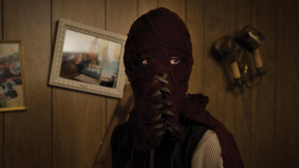 Sold with the smart logline of being a horror twist on the Superman origin story, <em>Brightburn</em> struggles to make the most of its killer premise. It's a family affair, with James Gunn producing a movie written by his brother Brian and his cousin Mark. It didn't do much business at the box office, but it ends with one of the year's best sequel teases. (Credit: Sony)