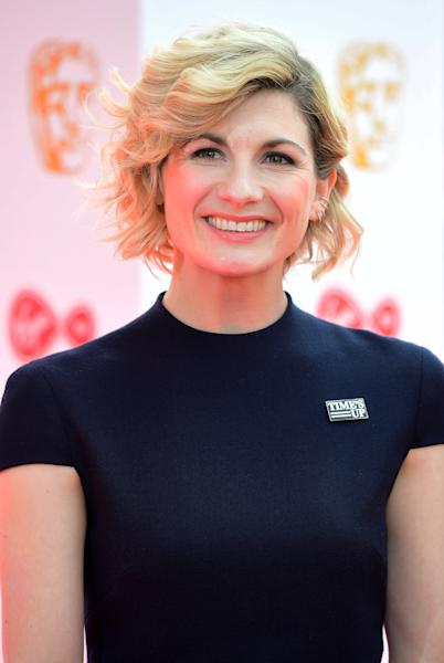 New Doctor Who Jodie Whittaker is set to appear at San Diego Comic-Con (Ian West/PA)