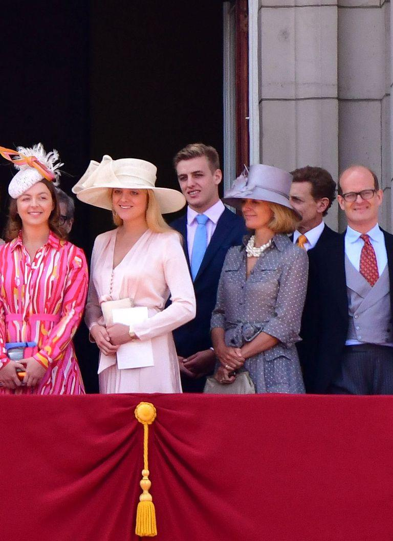 The 22-year-old something participates in royal events including Trooping the Colour each June. Photo: Getty