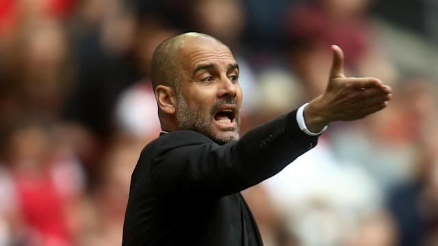 Ahead of the derby with Manchester United in the Premier League, Manchester City's Pep Guardiola insisted he is improving as a manager.