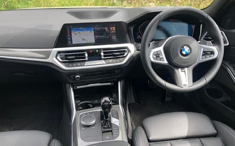 BMW 330d xDrive M Sport Plus Edition Touring - on long-term test with Jeremy Taylor