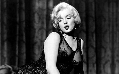 Marilyn Monroe - Credit: Alamy
