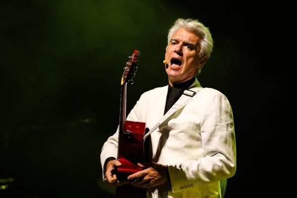 David Byrne Plans Benefit for Philippines Typhoon Victims