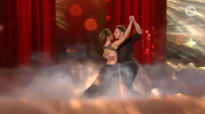 Claudia Karvan's Dancing With the Star's Australia redemption dance 2019