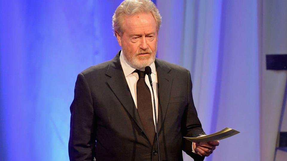 Ridley Scott à Beverly Hills en 2016  - Earl Gibson III - Getty Images North America - AFP