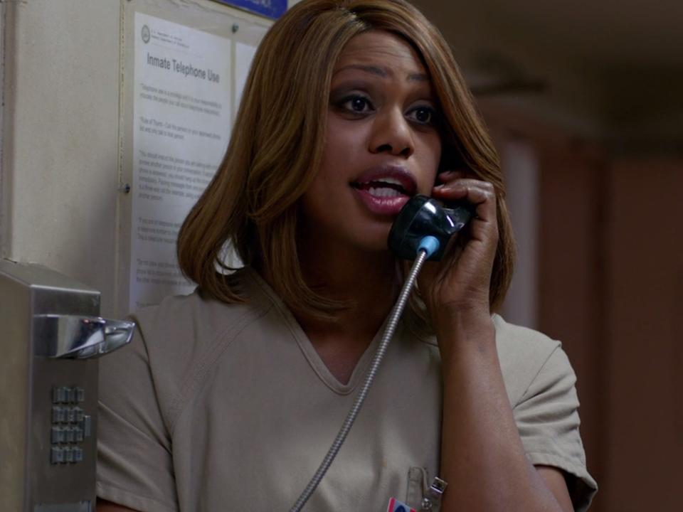 Laverne Cox was the first openly trans woman to win a Daytime Emmy as an Executive Producer.