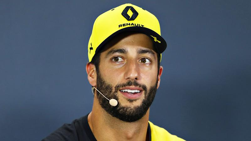 Daniel Ricciardo's McLaren move has F1 fans excited. Pic: Getty