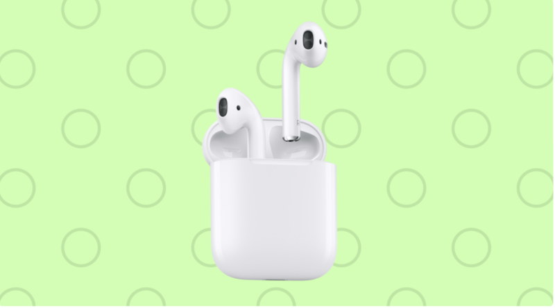 Apple Airpods estándar con estuche recargable