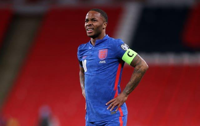 Raheem Sterling has been a vital part of Southgate's squad in recent years.