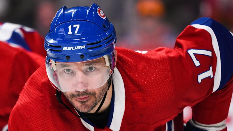 Ilya Kovalchuk's overtime goal was the 437th in his career, but his first in Montreal. (Photo by David Kirouac/Icon Sportswire)