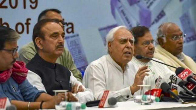 A series of videos was released by a website called TNN World alleging demonetisation fraud and EVM manipulation by the BJP. Congress leaders, particularly Kapil Sibal, cited these videos to target the BJP ahead of Lok Sabha election.
