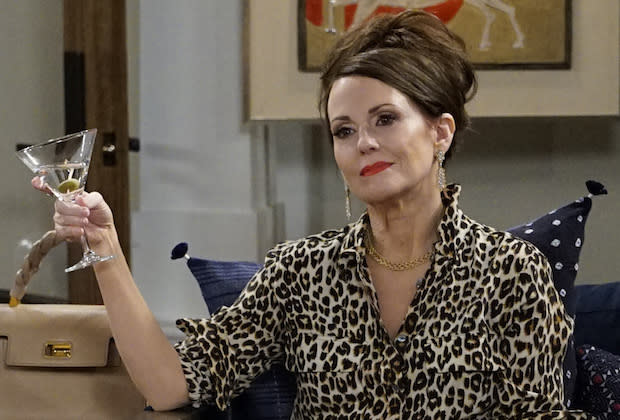 Megan Mullally Missing From Multiple Episodes of