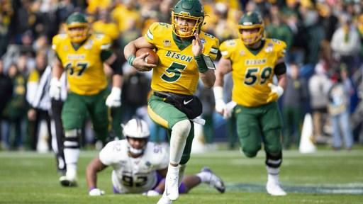 North Dakota State practicing, pursuing nonconference games