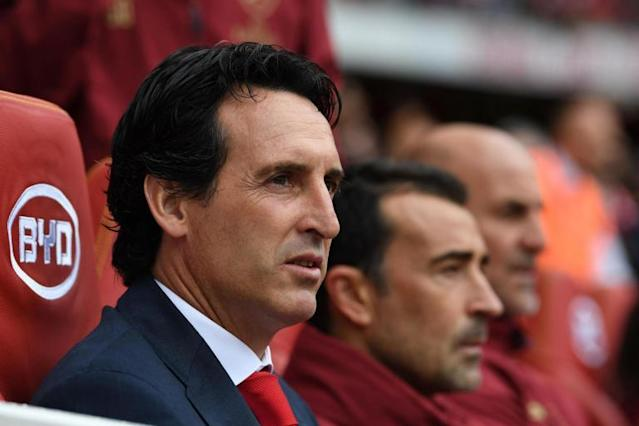 Arsenal have started shakily under Emery