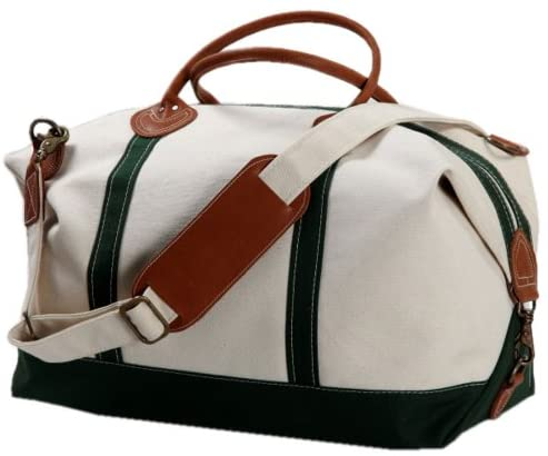 """<h2>Best Classic Duffle</h2><br><strong>CB Station Canvas Weekender</strong><br>You can't go wrong with a classic and durable canvas duffle. This one features leather handles with a detachable and adjustable shoulder strap, two small internal open pockets, and a larger pocket with zip closure.<br><br><strong>The Hype:</strong> 4.8 out of 5 stars; 53 reviews on <a href=""""https://amzn.to/3uGYPZq"""" rel=""""nofollow noopener"""" target=""""_blank"""" data-ylk=""""slk:Amazon"""" class=""""link rapid-noclick-resp"""">Amazon</a> <br><br><strong>Luggage Lovers Say:</strong> """"Awesome Bag! I always get compliments on this bag and people are always surprised when I say it was just $40 on Amazon. Extremely durable and HUGE. I can fit a lot more than expected."""" — Caroline, Amazon Reviewer<br><br><strong>CB Station</strong> Canvas Weekender Overnight Duffel Tote, $, available at <a href=""""https://amzn.to/3uGYPZq"""" rel=""""nofollow noopener"""" target=""""_blank"""" data-ylk=""""slk:Amazon"""" class=""""link rapid-noclick-resp"""">Amazon</a>"""