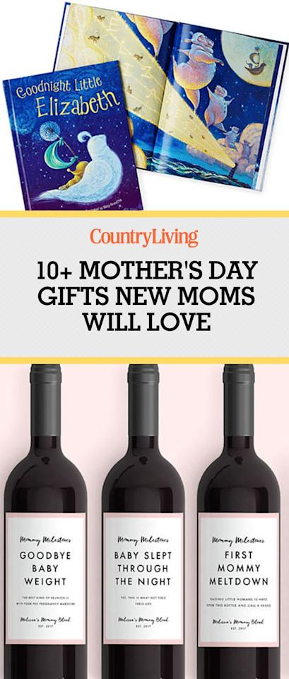 25 Mother's Day Gifts for New Moms