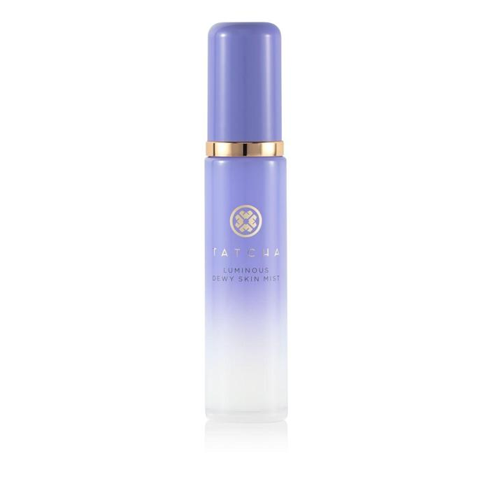 """<p><strong>Tatcha</strong></p><p>tatcha.com</p><p><strong>$48.00</strong></p><p><a href=""""https://go.redirectingat.com?id=74968X1596630&url=https%3A%2F%2Fwww.tatcha.com%2Fproduct%2Fluminous-dewy-skin-mist%2FSKIN-MIST-V2.html%3Fcgid%3Dbest_sellers&sref=https%3A%2F%2Fwww.townandcountrymag.com%2Fstyle%2Fbeauty-products%2Fg37621911%2Ftatcha-sale-september-2021%2F"""" rel=""""nofollow noopener"""" target=""""_blank"""" data-ylk=""""slk:Shop Now"""" class=""""link rapid-noclick-resp"""">Shop Now</a></p><p>I like to spritz this on in the middle of the day to make myself feel alive. It also works as a great setting spray for that luminous glow you've been coveting.</p>"""