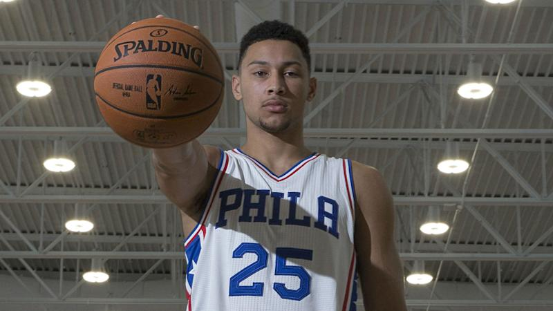 76ers' Ben Simmons just keeps on growing