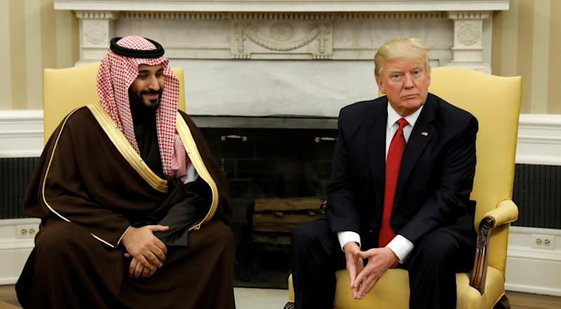 Saudi Arabia Wants Trump to Drop 9/11 Terror Victims Law