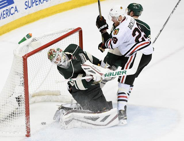 Devan Dubnyk on contract: 'That earning window is small'