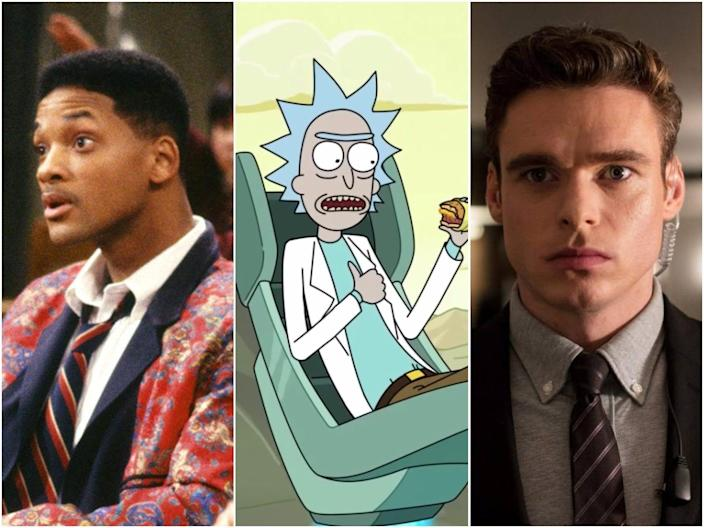 """Big name actors such as Will Smith and Richard Madden all appear in TV shows available to watch on UK Netflix. <p class=""""copyright"""">Warner Bros. Domestic Television Distribution/Warner Bros. Television Distribution/ITV Studios Global Entertainment</p>"""