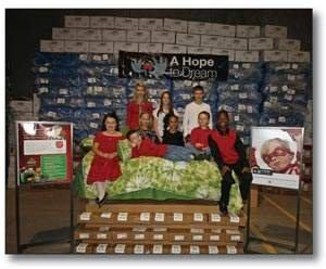 """Ashley Furniture's """"A Hope to Dream"""" Program Makes Healthy Sleep a Reality for Thousands of Kids"""