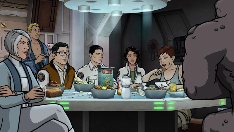 'Archer' Renewed for an 11th Season by FXX