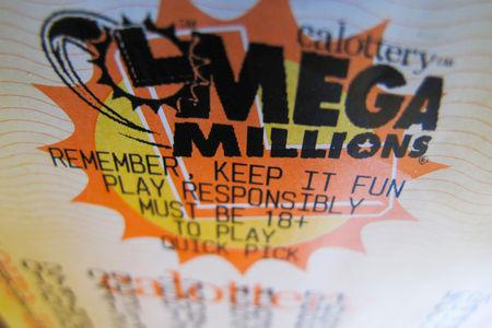 Winning numbers for Mega Millions Jackpot