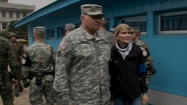 U.S. General Says North Korea Situation Is 'Volatile' and  'Dangerous'