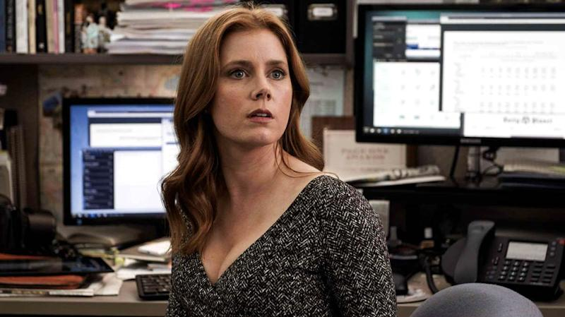 Amy Adams portrayed Lois Lane in several DC movies. (Credit: Warner Bros)