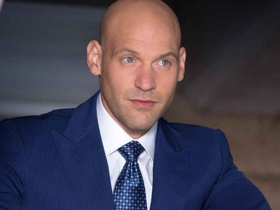 """Corey Stoll in """"Ant-Man."""""""