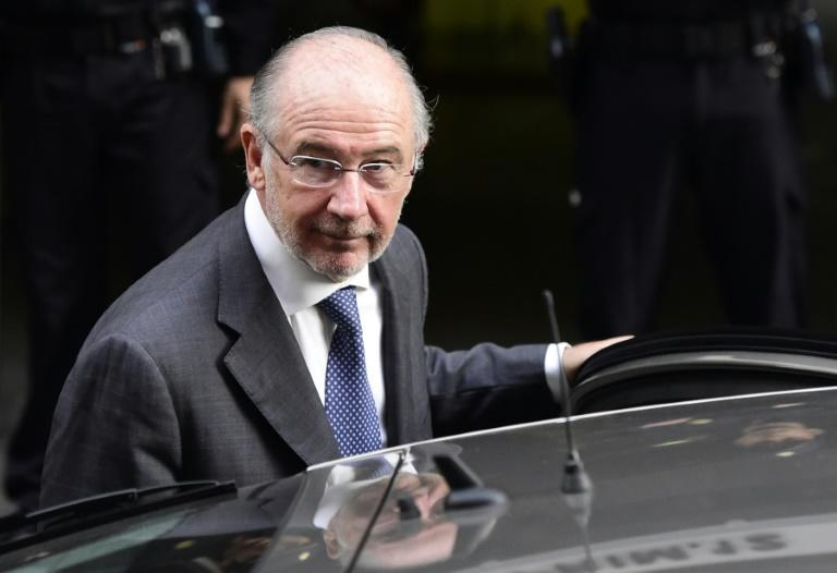 Former IMF chief Rodrigo Rato could face a five-year jail sentence if he is found guilty of falsifying information about Bankia's finances